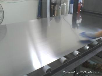 丹东310s不锈钢板市场出货情况一般